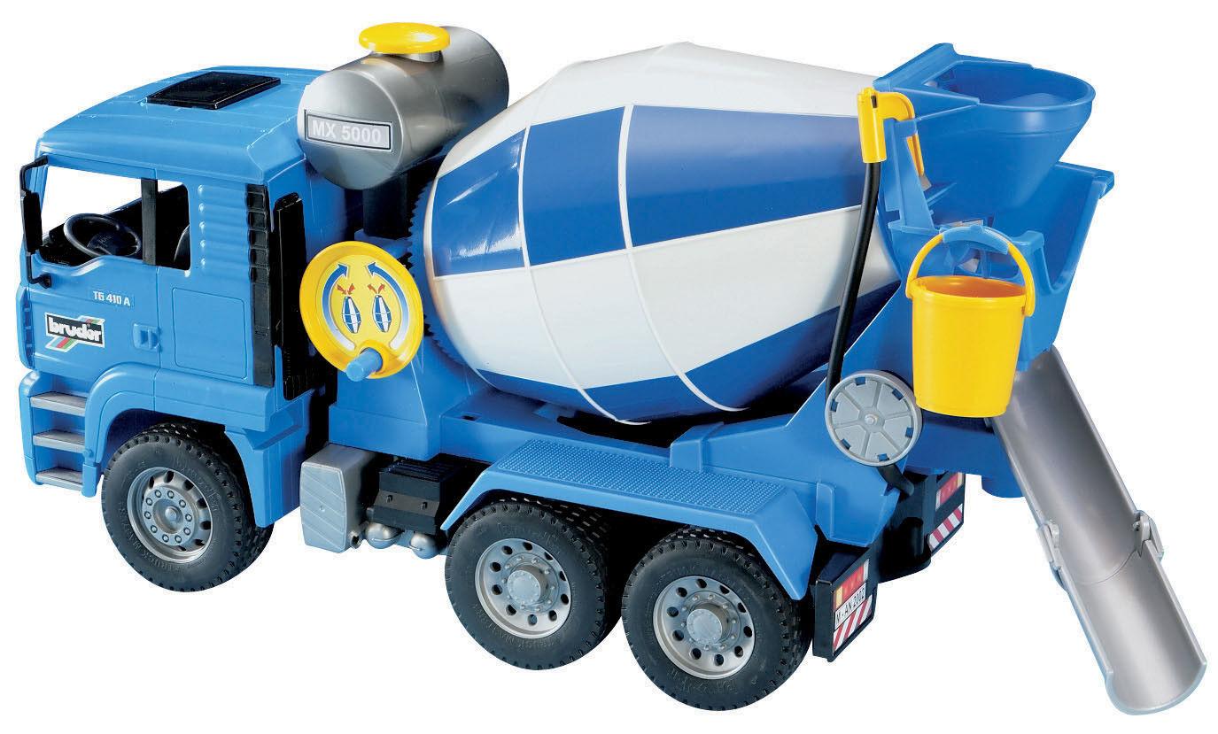 increíbles descuentos BRU2744 - Camion 6x4 MAN TGA TGA TGA toupie jouet BRUDER - 1 16  cómodo