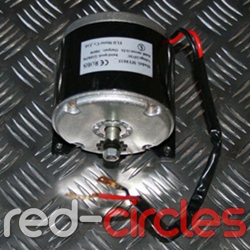 24 V 250 W Elettrico E-SCOOTER MOTOR 24 V 250 W