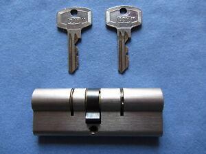Torschloss Sicherheitsschloss Schlosseinsatz mit Schlie/ßzylinder T/ürschloss