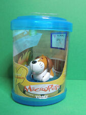 RALPHY : Micropets figurine interactive chien dog animal jouet TOMY