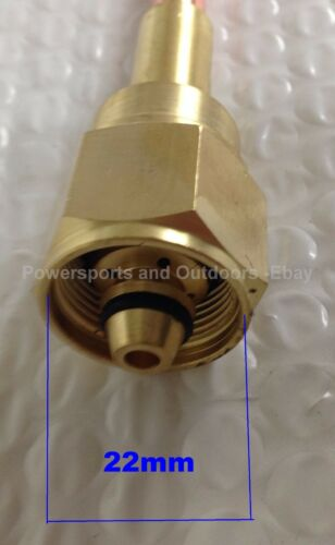 10pc Victor Type HD Oxygen//Acetylene Brazing//Welding Torch Tip Set 300 series