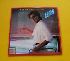 """CD """" PETER SCHILLING - FEHLER IM SYSTEM """" 9 SONGS (MAJOR TOM) NDW / SLEEVECARD"""
