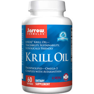 Krill-Ol-500mg-X-60-Softgel-Herz-Cholesterin-Energie-Jarrow-Formulas