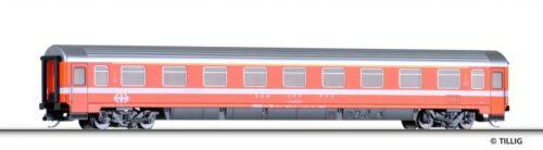 Klasse Am  der SBB  Eurofima Spur TT HS  Tillig 13539 Reisezugwagen  1