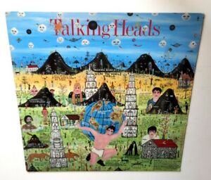 Talking-Heads-Little-Creatures-Vinyl-LP-1985-Sire-1-25305-VG