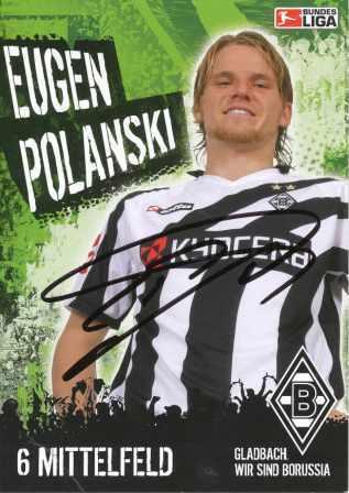 AK 2748 Eugen Polanski Borussia M´gladbach