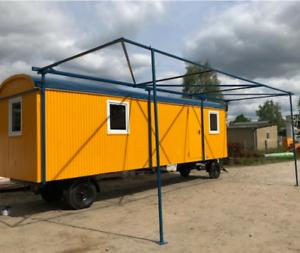 Bauwagen-Tinyhouse-Waldkindergarten