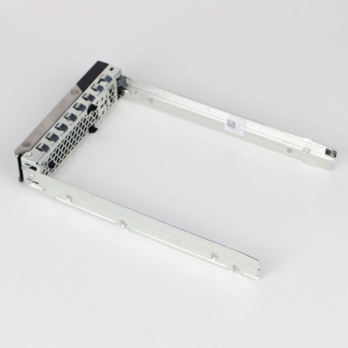 "New 3.5/"" SAS SATA Hard Drive Tray Caddy For Dell POWEREDGE R440 US Seller"