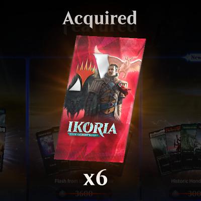 Arena Ikoria Lair of Behemoths Pre Release Code Magic the Gathering