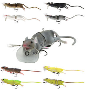 Savage Gear 3d Rad Size Color Selectable Rat Rat Top Water