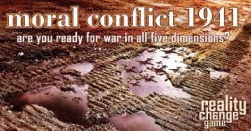 Conflitto morale Gioco da tavolo 1941 -  NUOVO