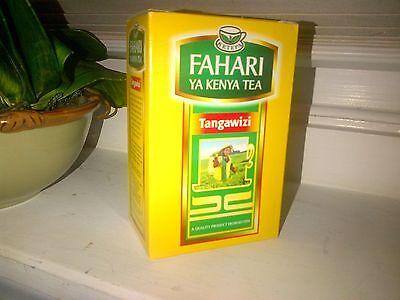 Fahari ya Kenya Ketepa Ginger tea --Tangawizi   250gms  EXP 06/2018