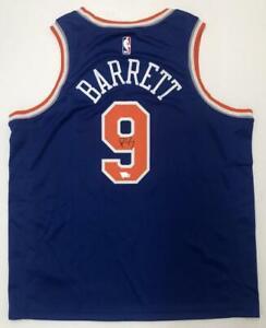 R-J-BARRETT-Autographed-New-York-Knicks-Nike-Swingman-Jersey-FANATICS