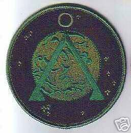 3 INCH STARGATE SG PROJECT OD PATCH 30SGPod