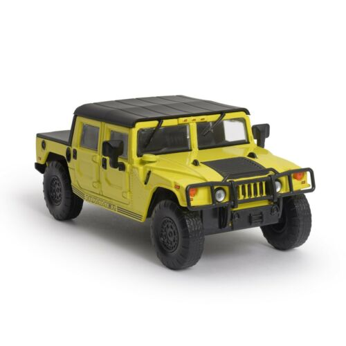 4x4 AM General Hummer H1 4-Doors   1//43 New in box collector car truck