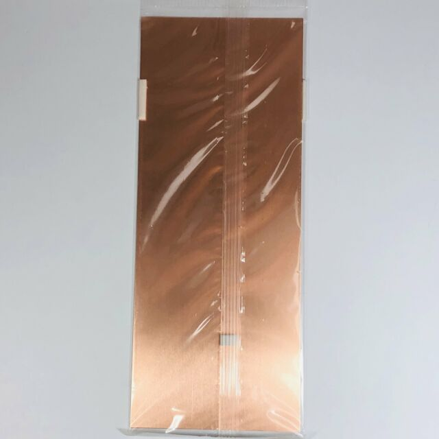"K&S 259 Copper Sheet 0.025""x 4"" x 10"""