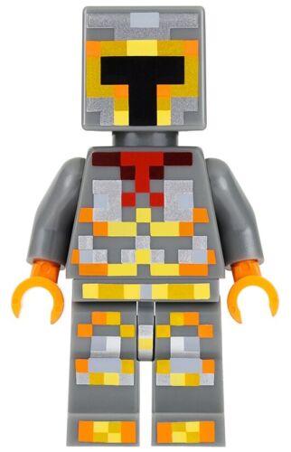 Lego Minecraft Skin 1 Pixelated Minifigure 853610