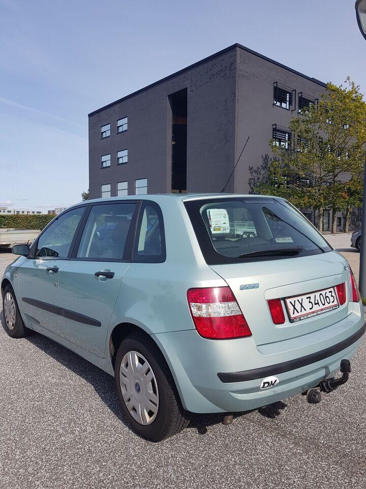 Fiat Stilo, 1,6 Active, Benzin