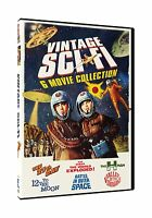 Vintage Sci-fi Movies 6 Film Set -the 27th Day The H-man Valley... Free Shipping
