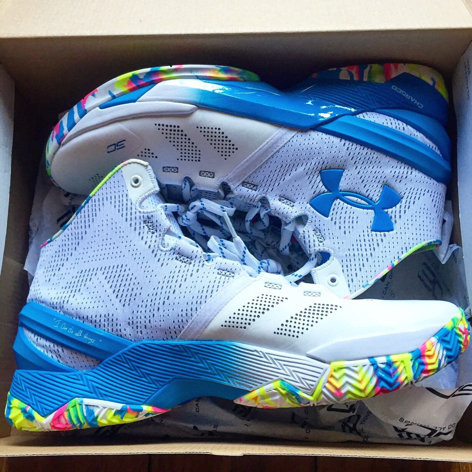 Curry 2 Splash Party Size 12