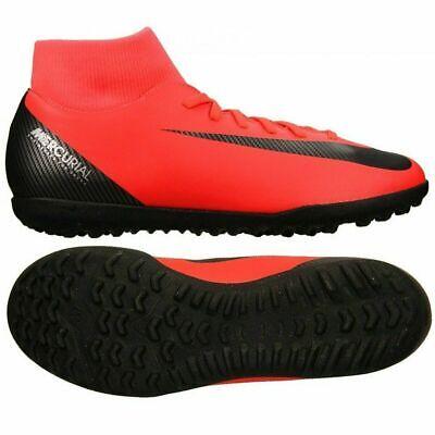 Scarpe da calcio Nike Mercurial Superfly X 6 Club CR7 Tf AJ3570 600 | eBay