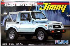 '1986 Fujimi 1/24 Suzuki Jimny Custom (Samurai) 1300 SP ' Model Kit