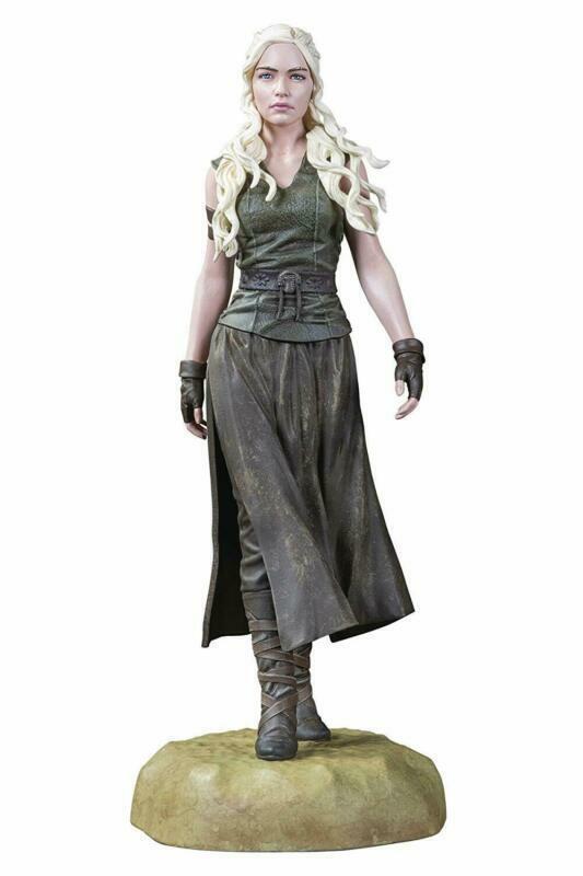 Dark Horse Deluxe Game Of Thrones Thrones Thrones  Daenerys Targaryen Mother Of Dragons Figure 0b039c