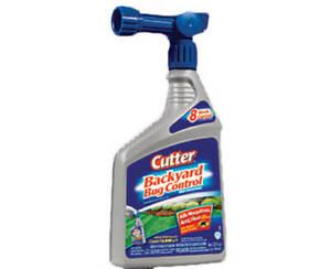 Cutter 32 Oz. Backyard Bug Control 71121610676 | eBay