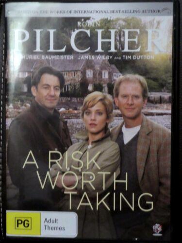 1 of 1 - A Robin Pilcher's - Risk Worth Taking (DVD, 2015, Region 4) c3