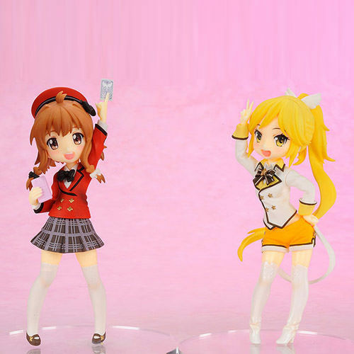 Fantasista Doll Twin Pack Uno Uzume /& Sasara PVC Figure