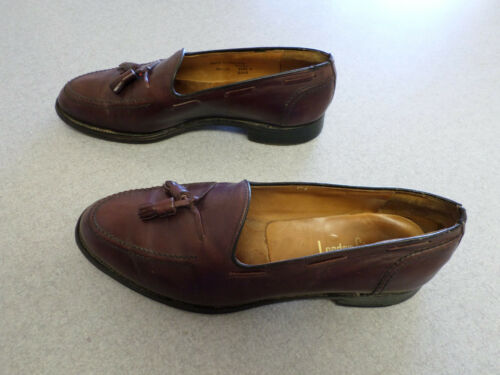 LeatherTassel Character LoafersHeren London Color 10 Cordovan NOn8yvm0w