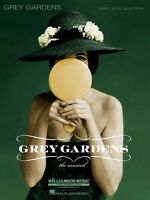 Grey Gardens Sheet Music Vocal Selections Book 000313365