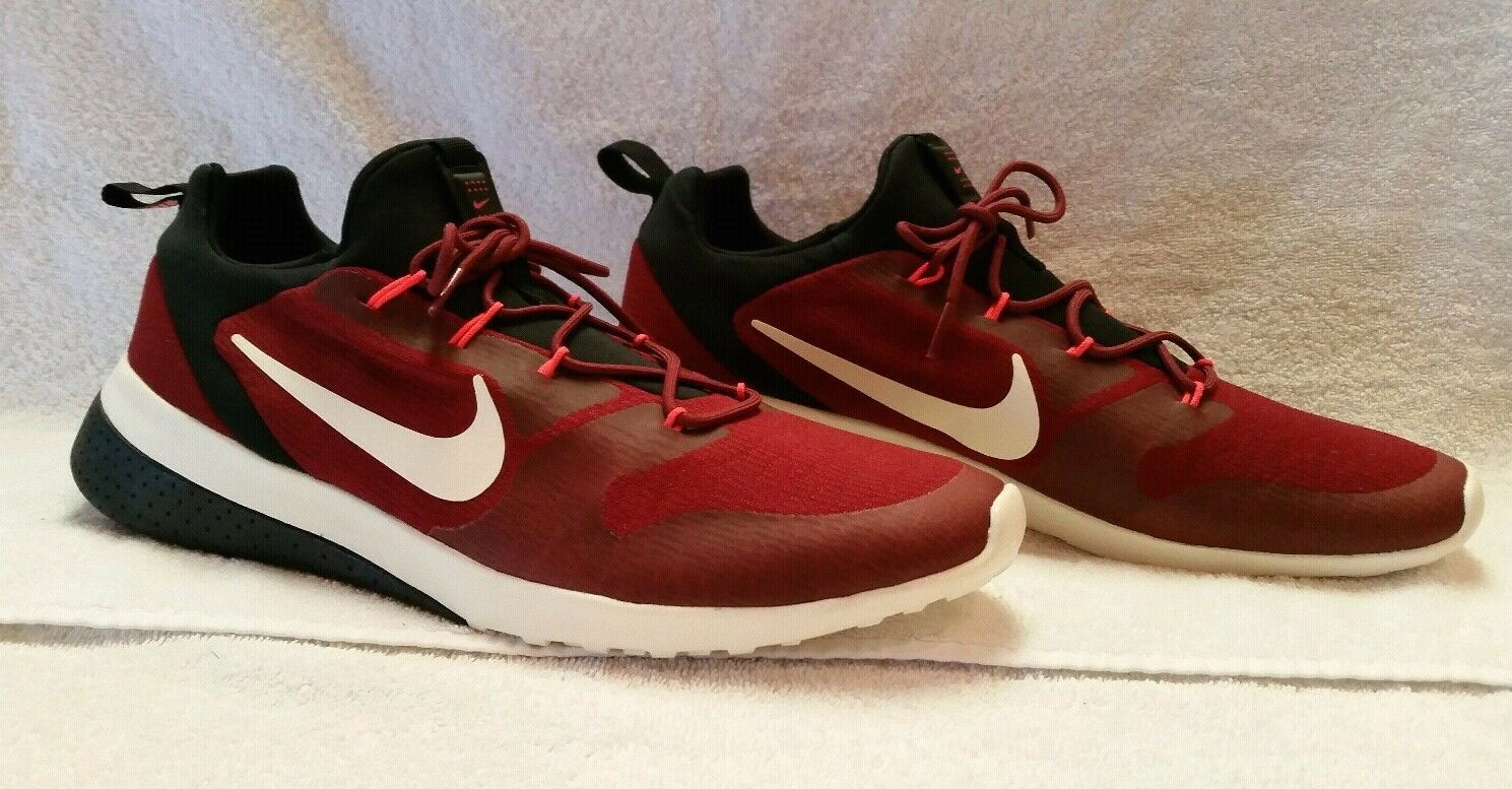 Nike CK Racer Mens 916780-601 Dark Team Red Athletic Running Shoes Comfortable Cheap women's shoes women's shoes