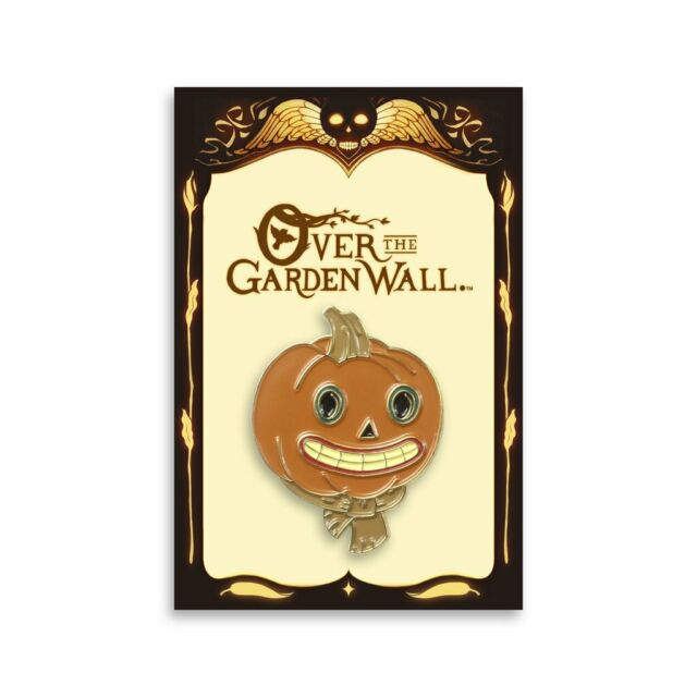 Over The Garden Wall Unknown Lantern Pin For Sale Online Ebay