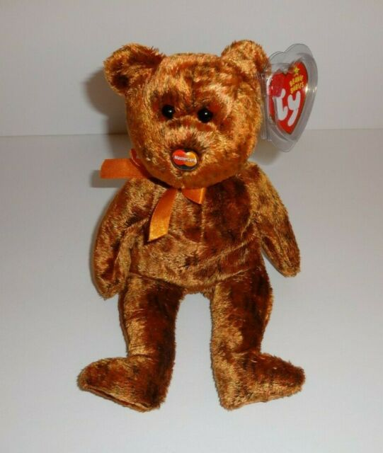 Ty MWMT Beanie Baby  M C Beanie VI//6 Mastercard Bear