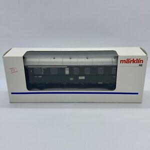 Marklin-H0-4314-Passenger-Coach-2nd-Class-Brand-New