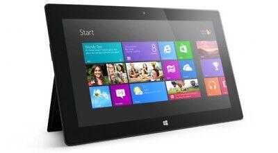Surface RT 1516 64GB NVIDIA TEGRA 3 Quad Core 1.30GHz 2GB RAM Window RT 8.1