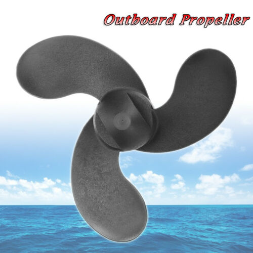For Tohatsu 3.5 HP Nissan 2.5/& 3.5HP Mercury 3.5HP Boat Outboard Propeller nylon