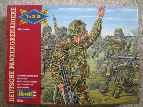 Revell 02611 Deutsche Panzergrenadiere modern 1:35