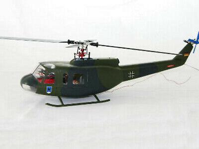 """Schuco 1:87 452643200 BELL UH 1D Rettungshubschrauber /""""SAR/"""" NEU OVP"""