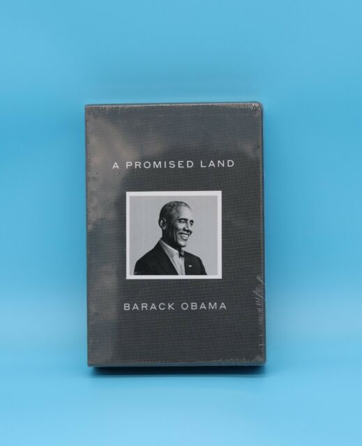 Barack Obama Signed A PROMISE LAND DELUXE 1st Edition Autographed - NEW & SEALED