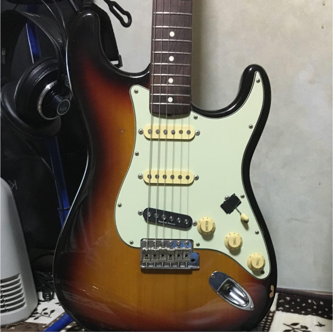 Fender JAPAN st62 - tx Stratocaster vintage popular electric guitar EMS F S