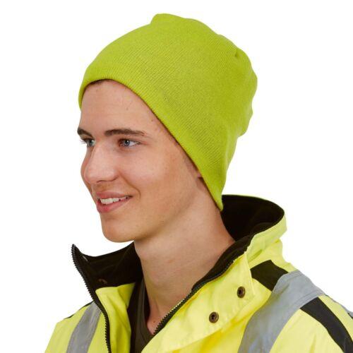 Bonnet Hommes Hiver Bonnet Beanie Hiver Casquette Bonnet en Laine hat cap Tournant Bonnet