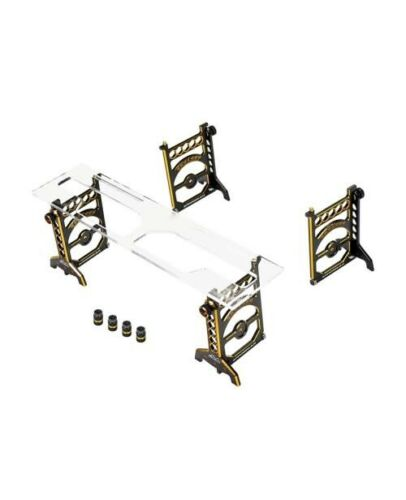AM-171040-LE  Set-Up System For 1//10 Touring Cars w// Bag Limited Edition