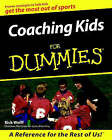Coaching Kids for Dummies by Rick Wolff (Paperback, 2000)
