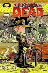 Comic book by robert kirkman