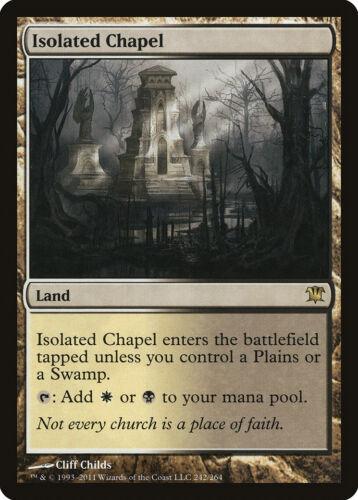 NM Isolated Chapel  VO MTG Magic