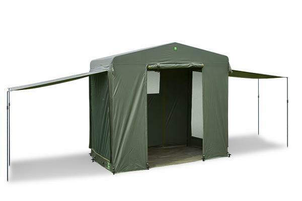 Rod Hutchinson Cabrio Cookhouse Deluxe NEW Carp Shelter Fishing Cooking Shelter Carp 9ec893