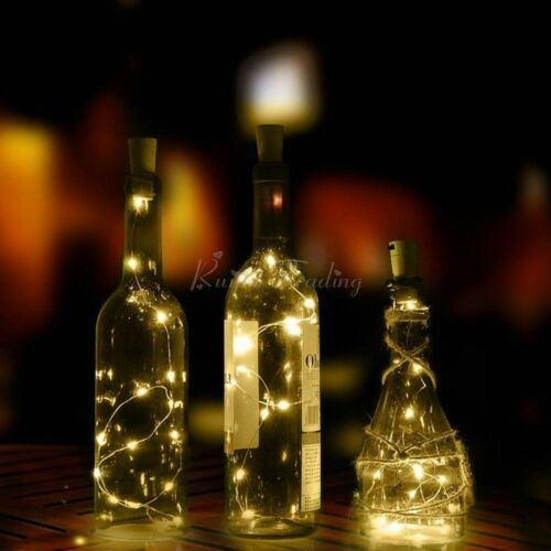 Multi-function Party Festival Decorative 2M 20LED Wine Corks Fairy String Lights