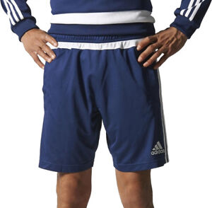ADIDAS Tiro 15 Training Pantaloncini Da Uomo-Blu  </span>